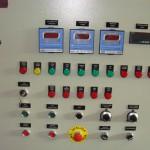 Painel de Controle de Forno de aquecimento
