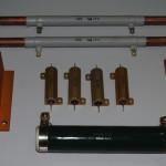 Resistores diversos